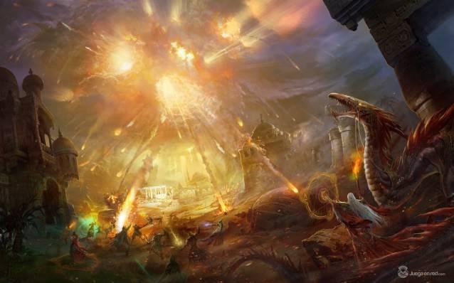 War of the Immortals art5
