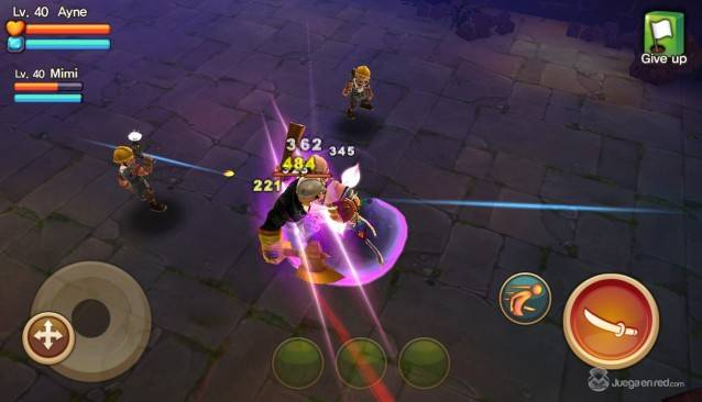 Animas Online screenshot 3