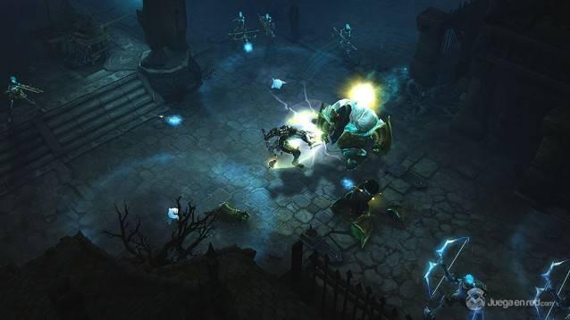 Diablo shot 3
