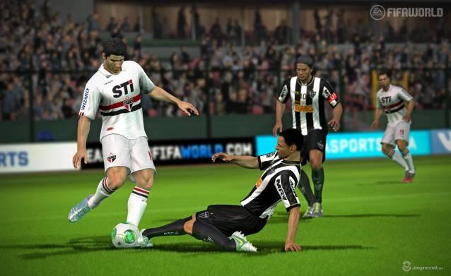EA Sports FIFA World screenshot 2