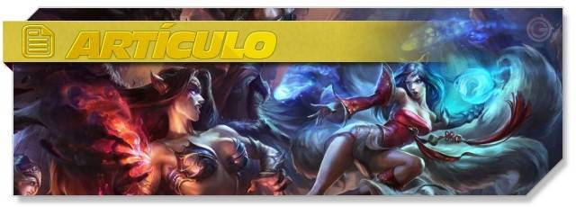 Games Like League of legends - Article - ES