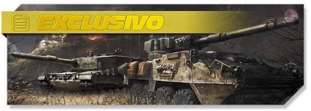 Armored Warfare - Exclusive - ES