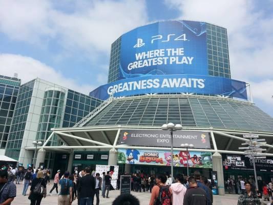 E3 2014 photo 01