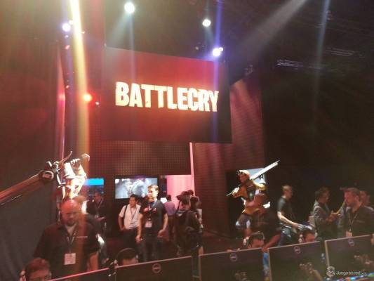 E3 2014 photo 04