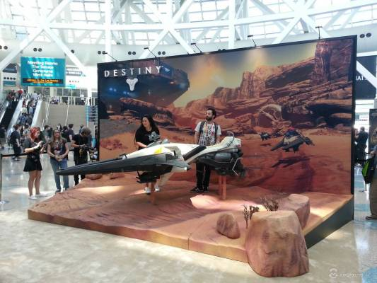 E3 2014 photo 06