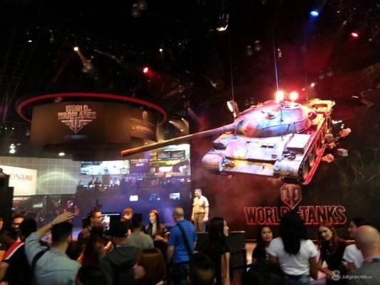 E3 2014 photo 07