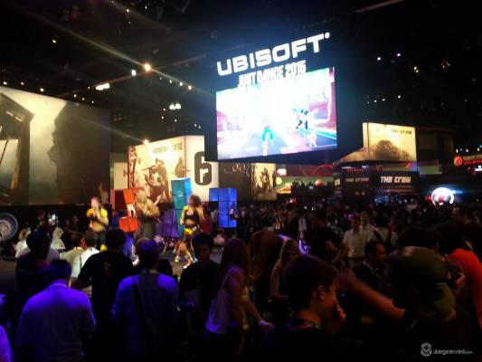E3 2014 photo 09