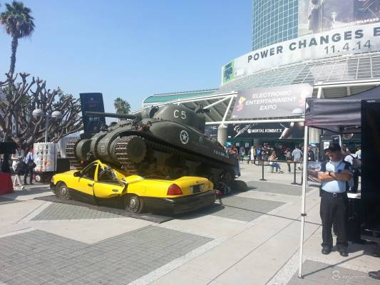 E3 2014 photo 11