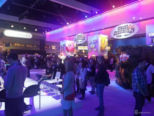 E3 2014 photo 13