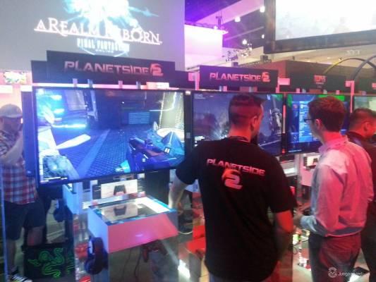 E3 2014 photo 14