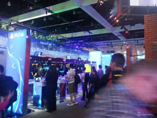 E3 2014 photo 15