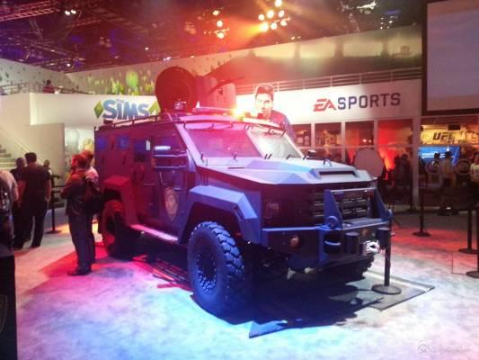 E3 2014 photo 17