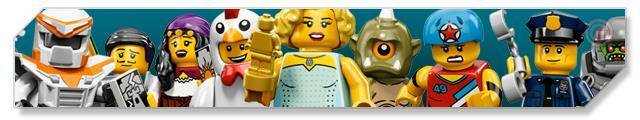 LEGO Minifigures Online - news
