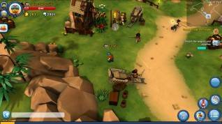 LEGO Minifigures Online screenshots  (3)