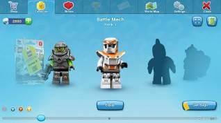 LEGO Minifigures Online screenshots  (6)