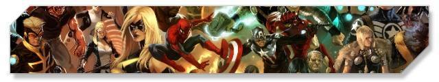 Marvel Heroes - news