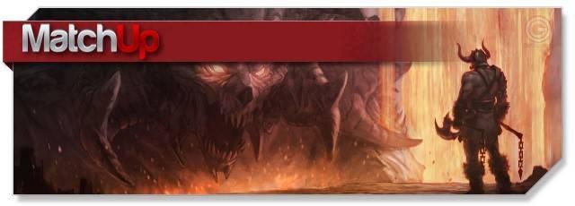 MatchUp - headlogo - Poe vs Diablo 3