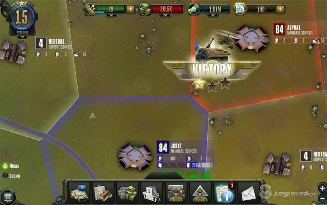 Rising Generals screenshot 5