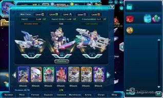 SD Gundam screenshots (5)