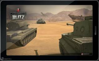 World of Tanks Blitz shots (2)