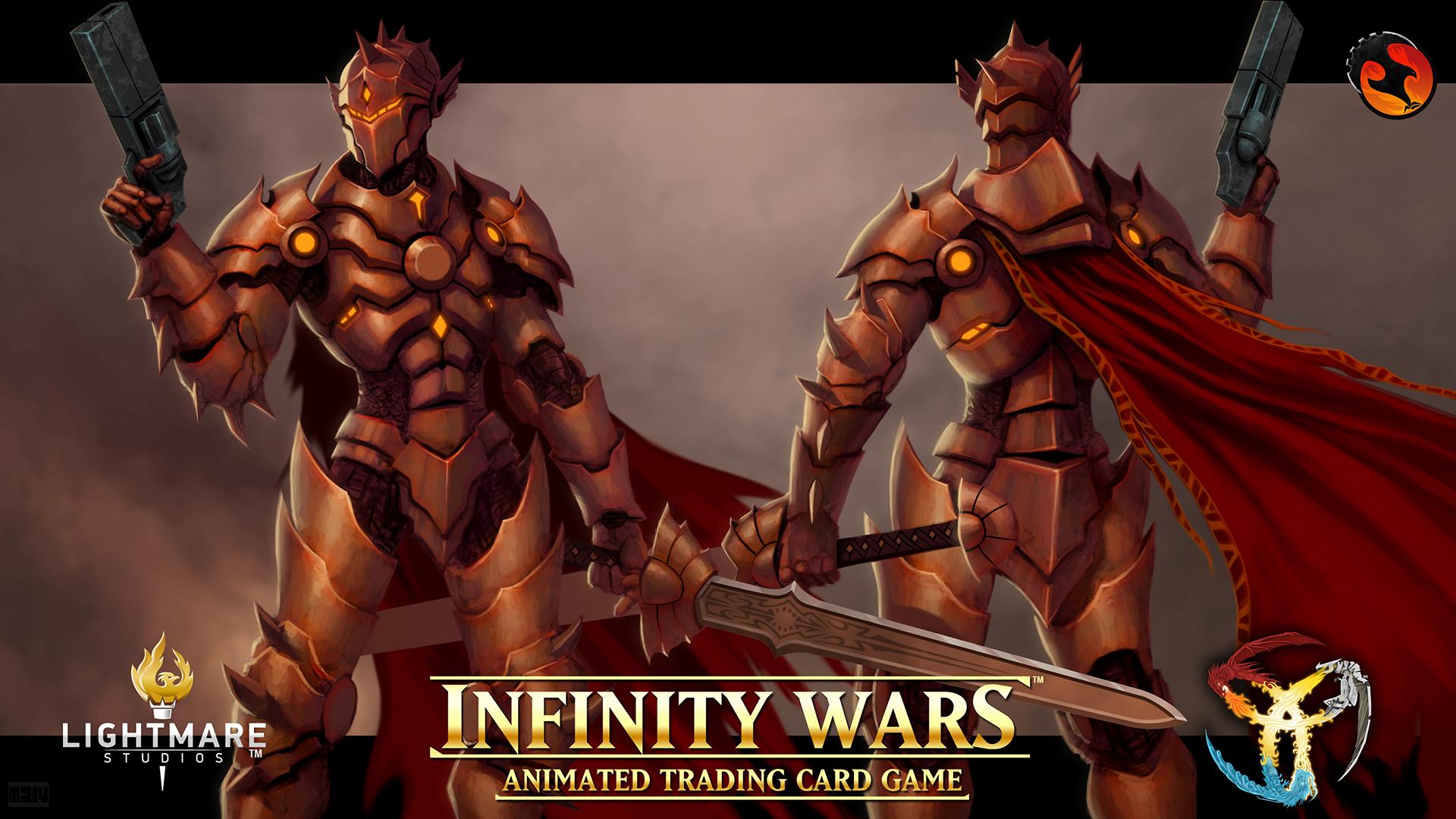 Infinity Wars wallpaper 2