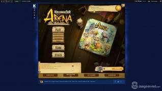 Krosmaster Arena screenshot 1