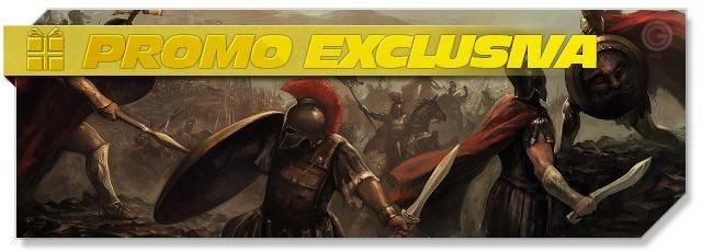 Sparta War of Empires - Giveaway - ES