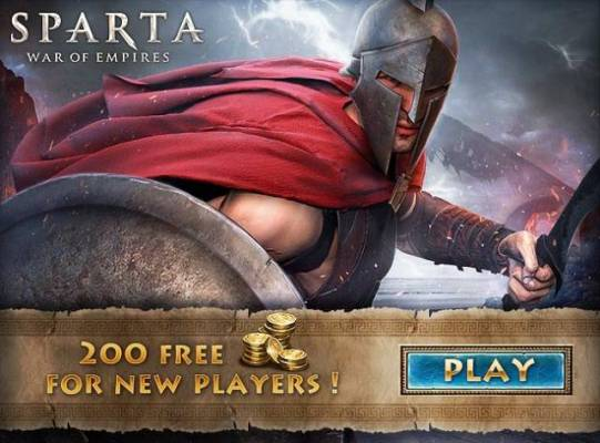 Sparta War of Empires - Giveaway - Image