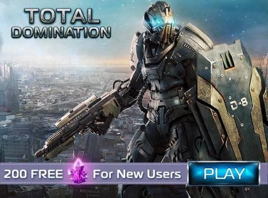 Total Domination - image