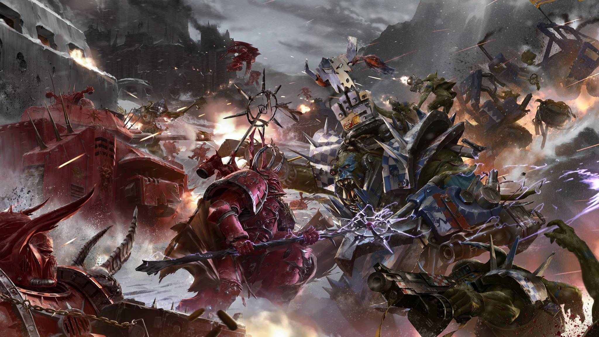 Wallpapers De Warhammer 40000 Eternal Crusade