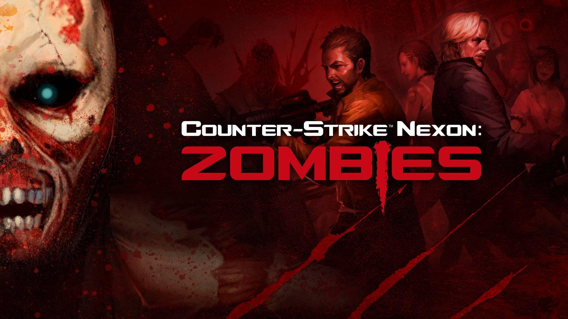 Nexon Presenta Counter Strike Nexon Zombies
