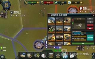 Rising Generals screenshot 3