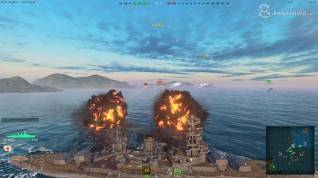 World of Warships screenshots  (3)