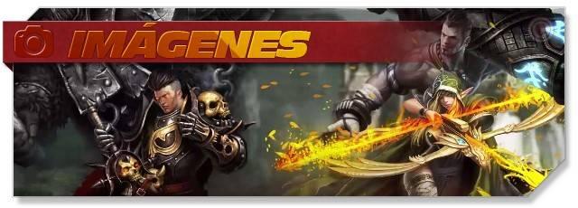 Chaos Heroes Online - Screenshots - ES