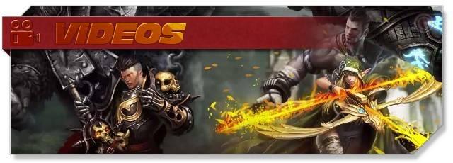 Chaos Heroes Online - Videos - ES