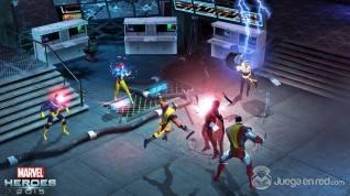 Marvel Heroes 2015 shot 1