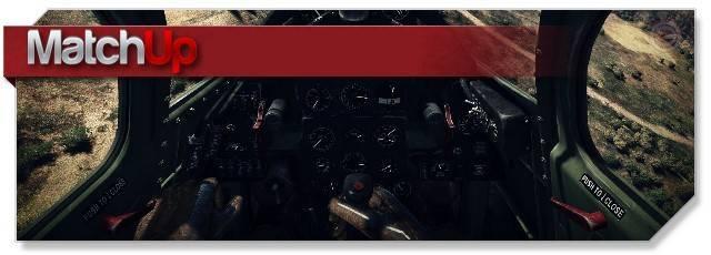 War Thunder v WoP - headlogo