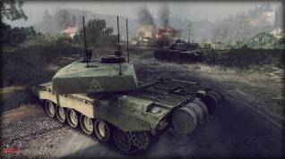 Armored warfare interview GS1