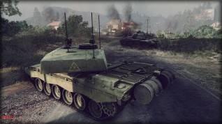 Armored warfare interview GS1