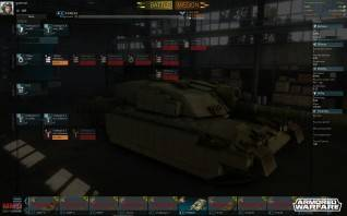 Armored warfare interview GS3