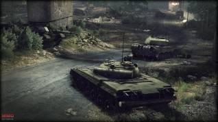 Armored warfare interview GS4