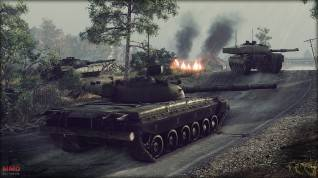 Armored warfare interview GS5
