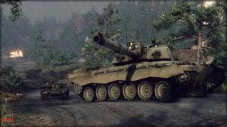 Armored warfare interview GS7
