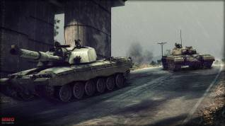 Armored warfare interview GS8