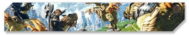 Final Fantasy XIV A Realm Reborn - news