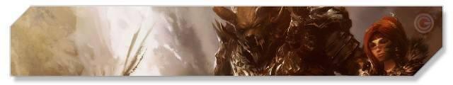 Guild Wars 2 es un juego en línea sorprendente a nivel visual que ofrece a los jugadores el esplendor épico de un entorno de juego de rol masivo.