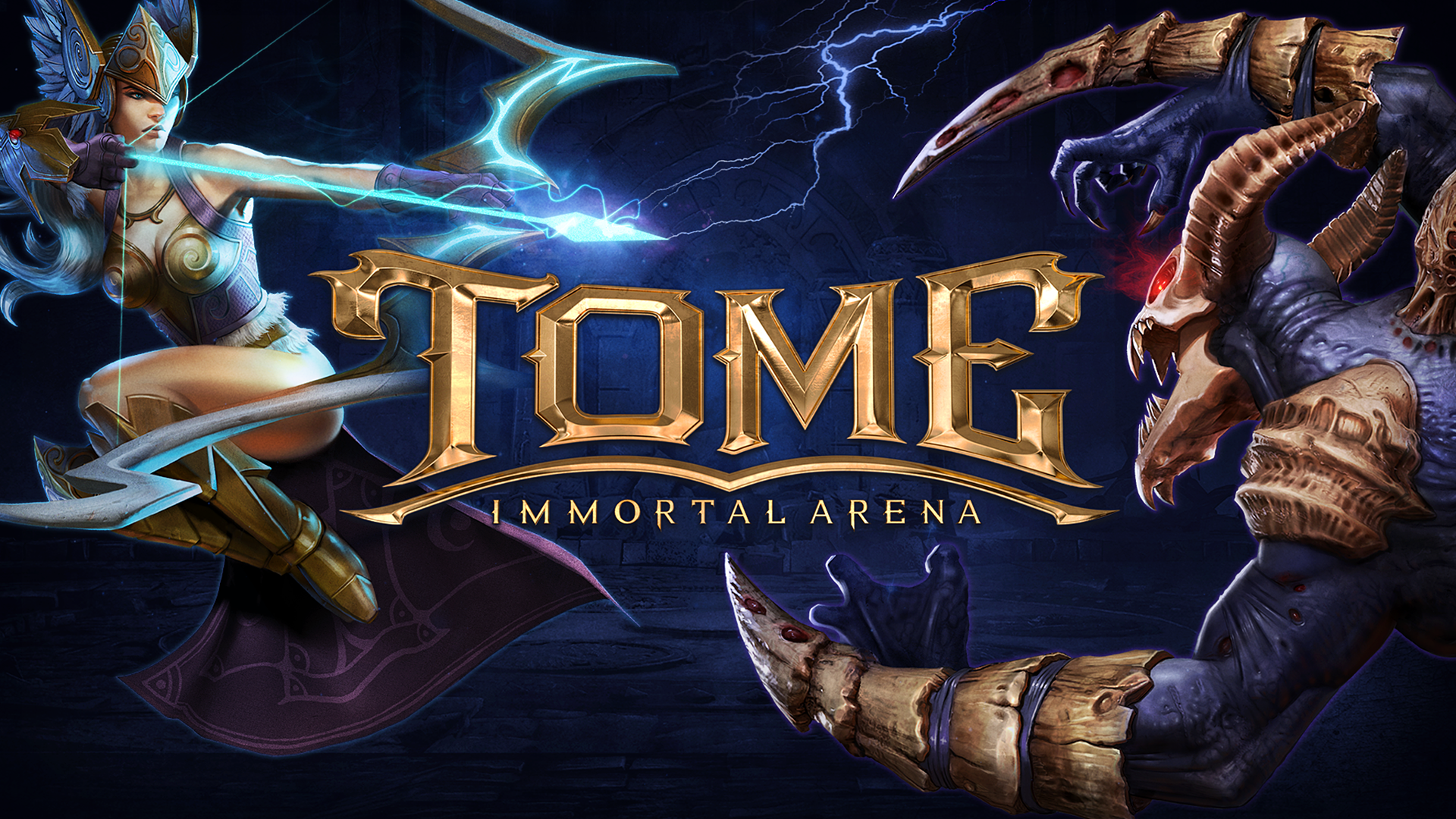 TOME: Immortal Arena wallpaper 1