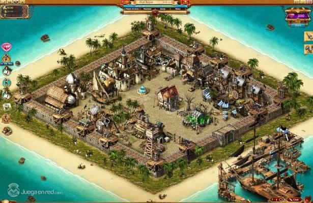 Pirates Tides of Fortune Juego de Estrategia MMO
