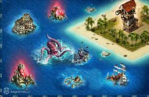 Pirates Tides of Fortune screenshot (3)