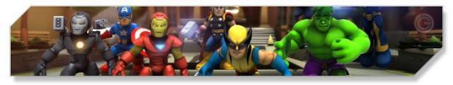Marvel Super Hero Squad Online - news